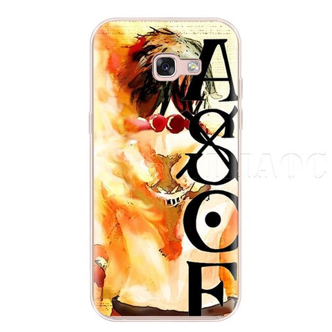One Piece Phone Case Samsung <br> ASCE - Luffy Shop