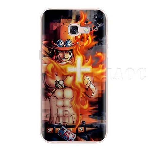 One Piece Phone Case Samsung <br> Ace Cross Fire