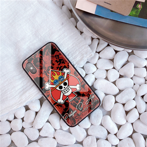 ace one piece iphone case