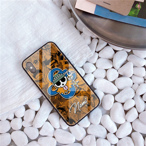 one piece nami iphone case