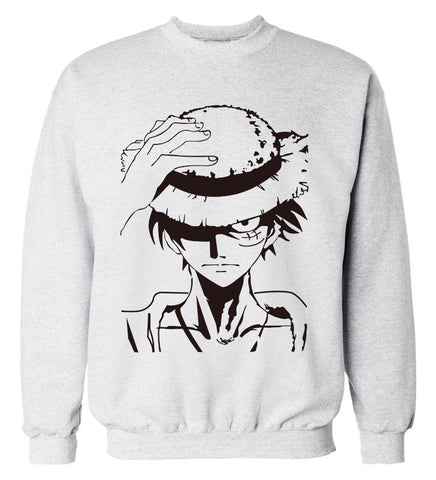 luffy sweater