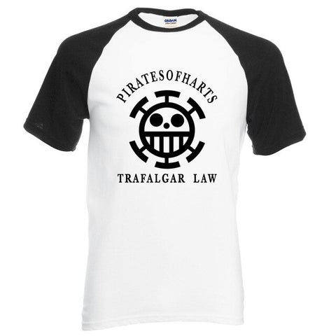 one piece trafalgar law t shirt