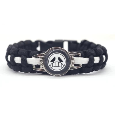 one piece portgas ace bracelet