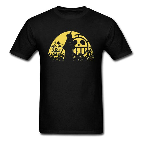 t shirt one piece trafalgar law