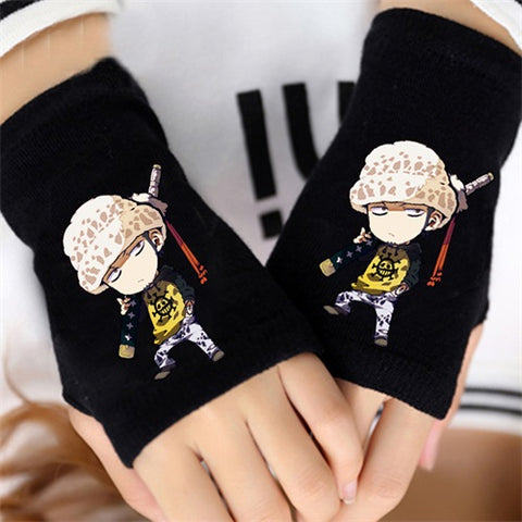trafalgar law gloves