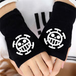 one piece trafalgar law gloves