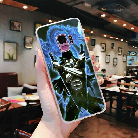 One Piece Phone Case Samsung <br> Zoro Rashomon - Luffy Shop