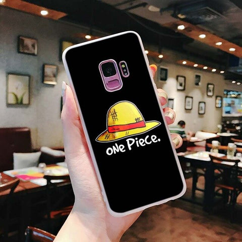 One Piece Phone Case Samsung <br> One Piece - Luffy Shop