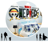 one piece wall sticker