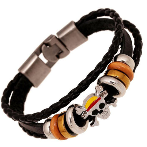 one piece anime bracelet | luffy shop