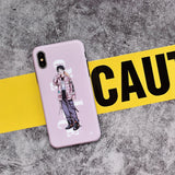 luffy iphone XR case