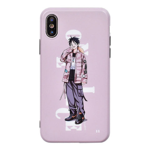 one piece iphone XR case