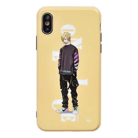 one piece iphone xs | luffy shop