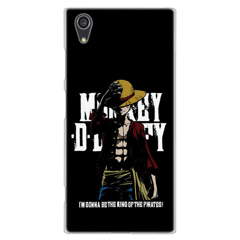 One Piece Sony Case <br> Monkey D. Luffy