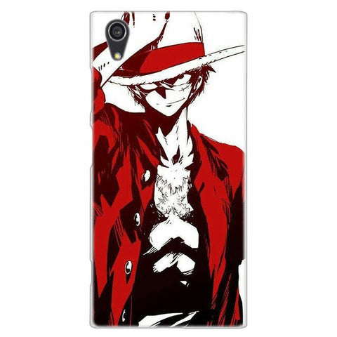 One Piece Sony Case <br> Luffy