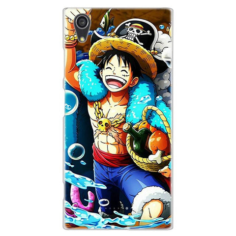 One Piece Sony Case <br> Luffy's Treasures