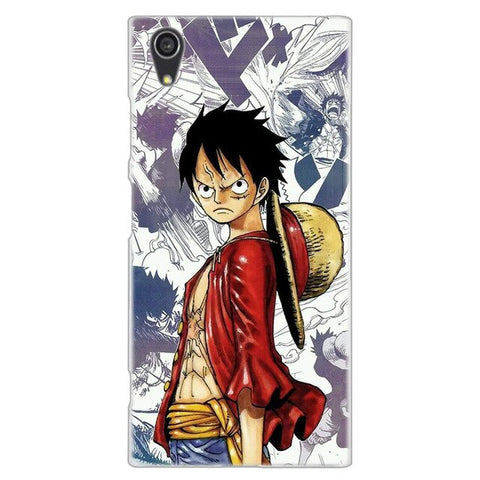 One Piece Sony Case <br> Manga Luffy