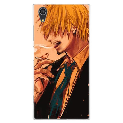One Piece Sony Case <br> Smoking Sanji