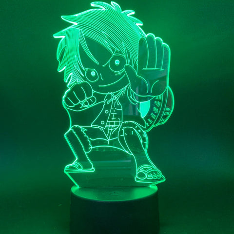 luffy led lamp