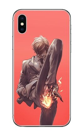 sanji iphone case