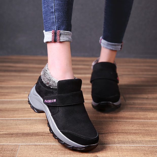 Women's Warm Comfortable Non-slip Boots