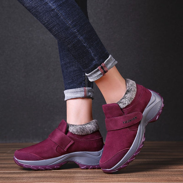 Women's Warm Comfortable Non-slip Boots CL