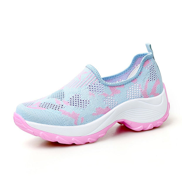 Women's Breathable Hollowed-out Casual Shoes
