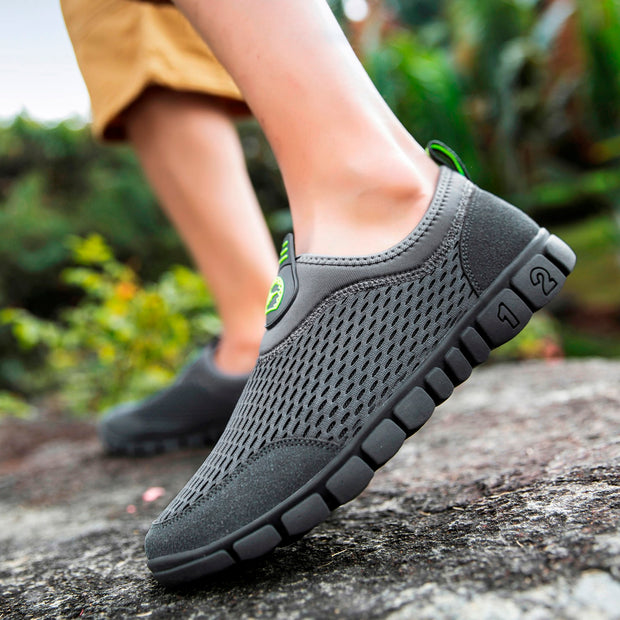 Men's Non-slid Waterproof Breathable Outdoor Tennis Shoes