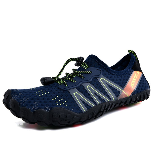 Men's Waterproof Outdoor Breathable Hiking Shoes