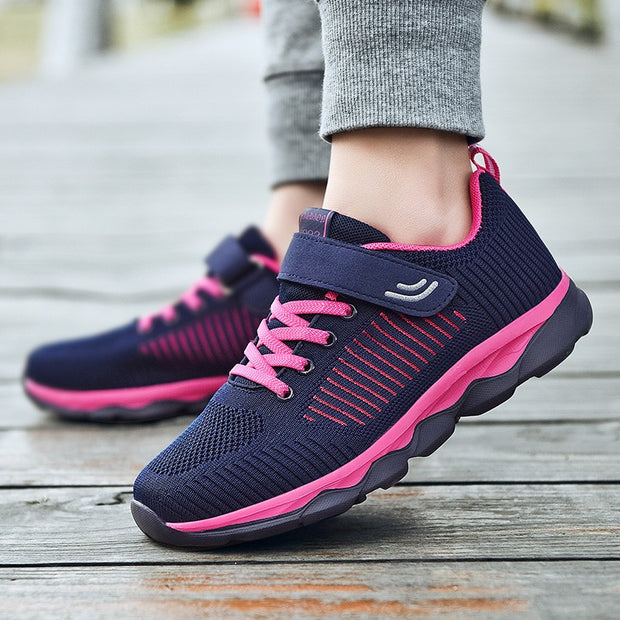 Women's Breathable Comfortable Running Sneakers