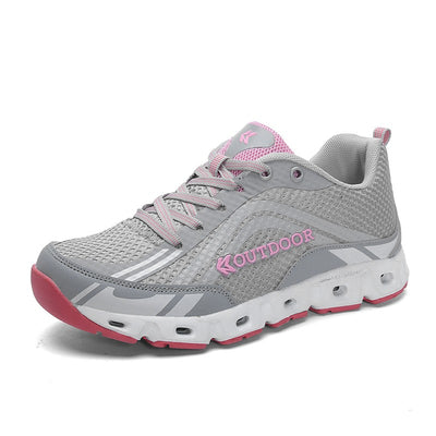 Women's Cushioning Non-slip Breathable Tennis Sneakers
