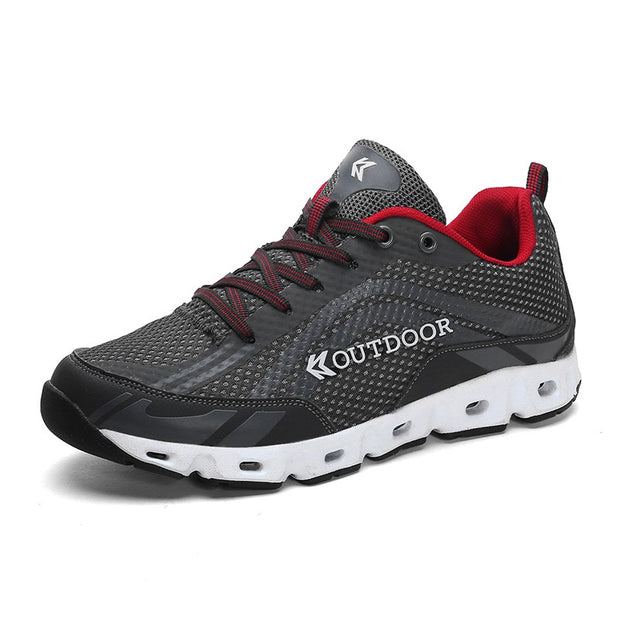 Men's Cushioning Non-slid Breathable Tennis Sneakers