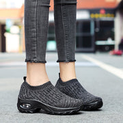 Women's Breathable Air Cushion Leisure Shock Sneakers for y