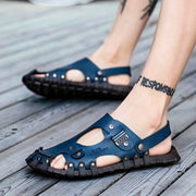 Men's Stylish Comfortable Leather Beach Sandals
