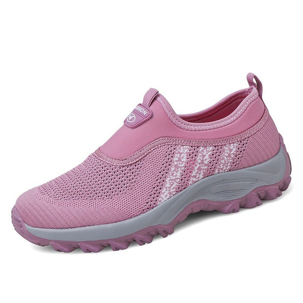 womens pink tennis shoes