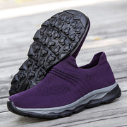 slip on athletic shoes