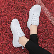 Women's sporty breathable running tennis flat loafers