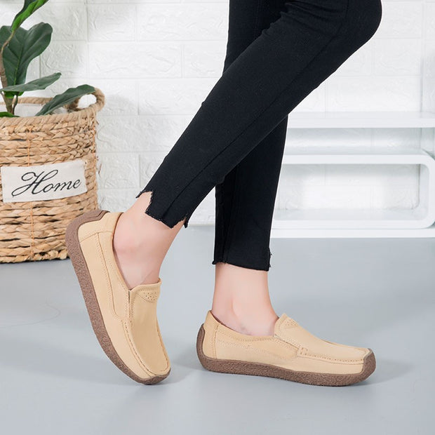 slip on loafers womens