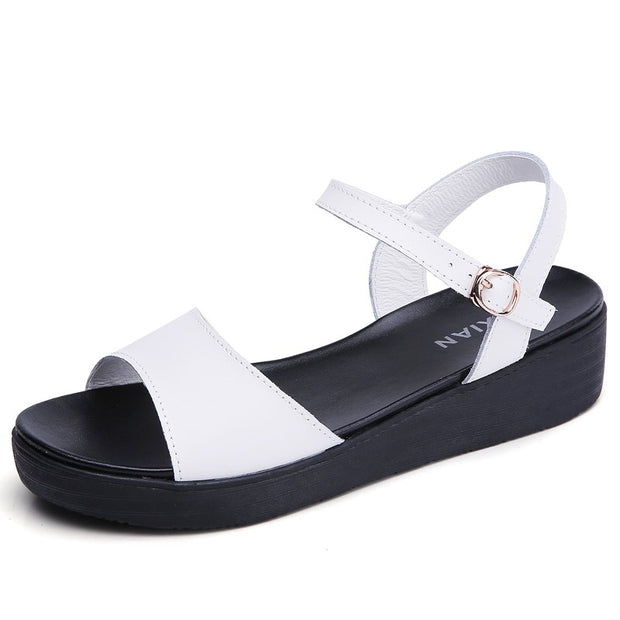 womens white flat shoes