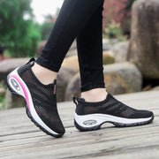 Women's breathable air cushion lightweight running tennis sneakers