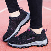 Women's vintage non-slip breathable athletic running sneakers