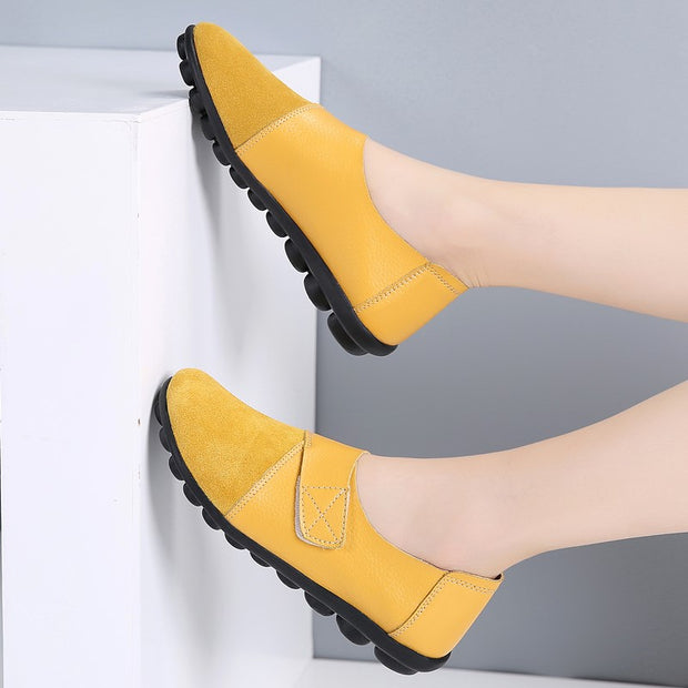 Women's stylish new fashion dress flat loafers