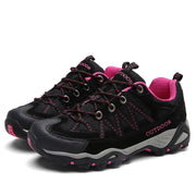 Women's athletic non-slip stable safe outdoor hiking sneaker