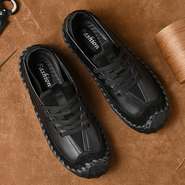 mens driving loafers