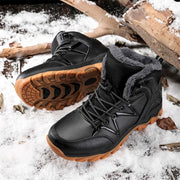 Man's winter thermal non-slip fashion joker outdoor hiking boots