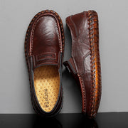 brown loafers for men
