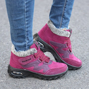 Women's winter thermal non-lip velcro comfortable boots
