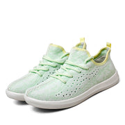 Women's breathable trendsetter lightweight platform leisure sneakers