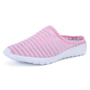 Women's summer spring leisure lat slip-on sandals