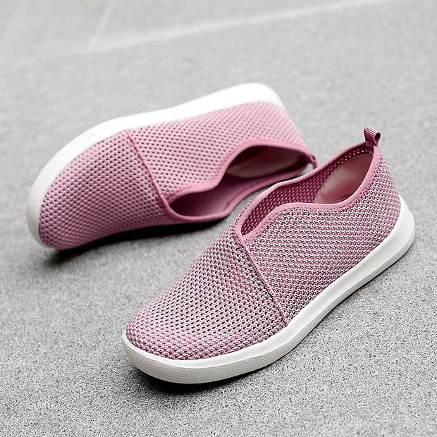 slip on tennis shoes womens